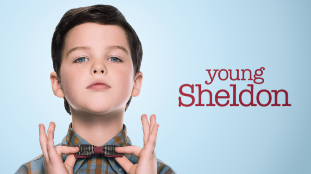 'Young Sheldon' Episode … a little 'Country' Johnny Mathis in the background.