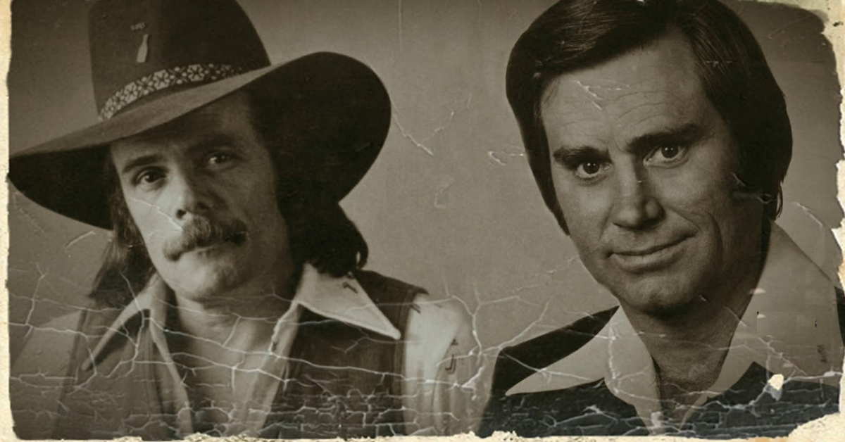 George Jones and Johnny Paycheck – Over 30 Songs
