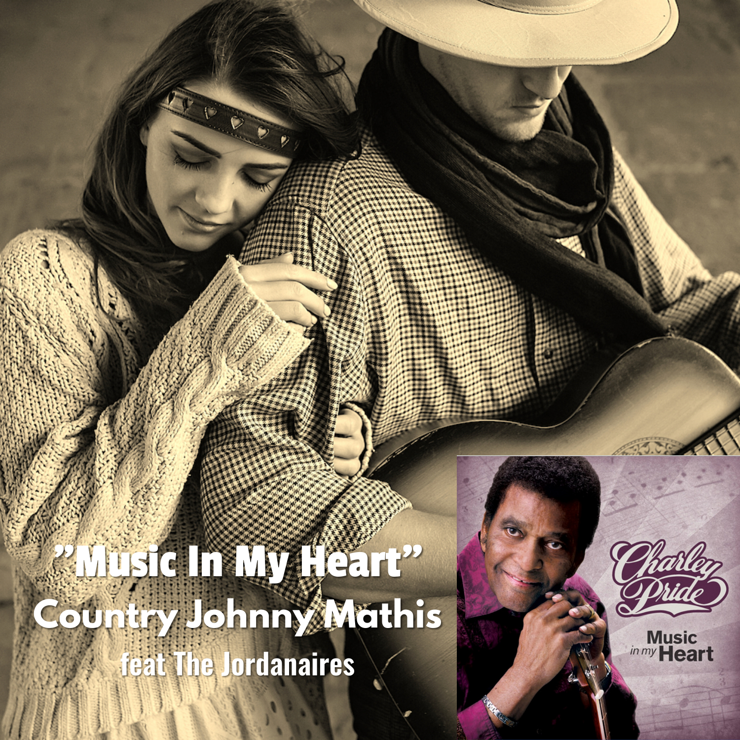 """Music In My Heart"" – The Country Johnny Mathis Version with The Jordanaires"