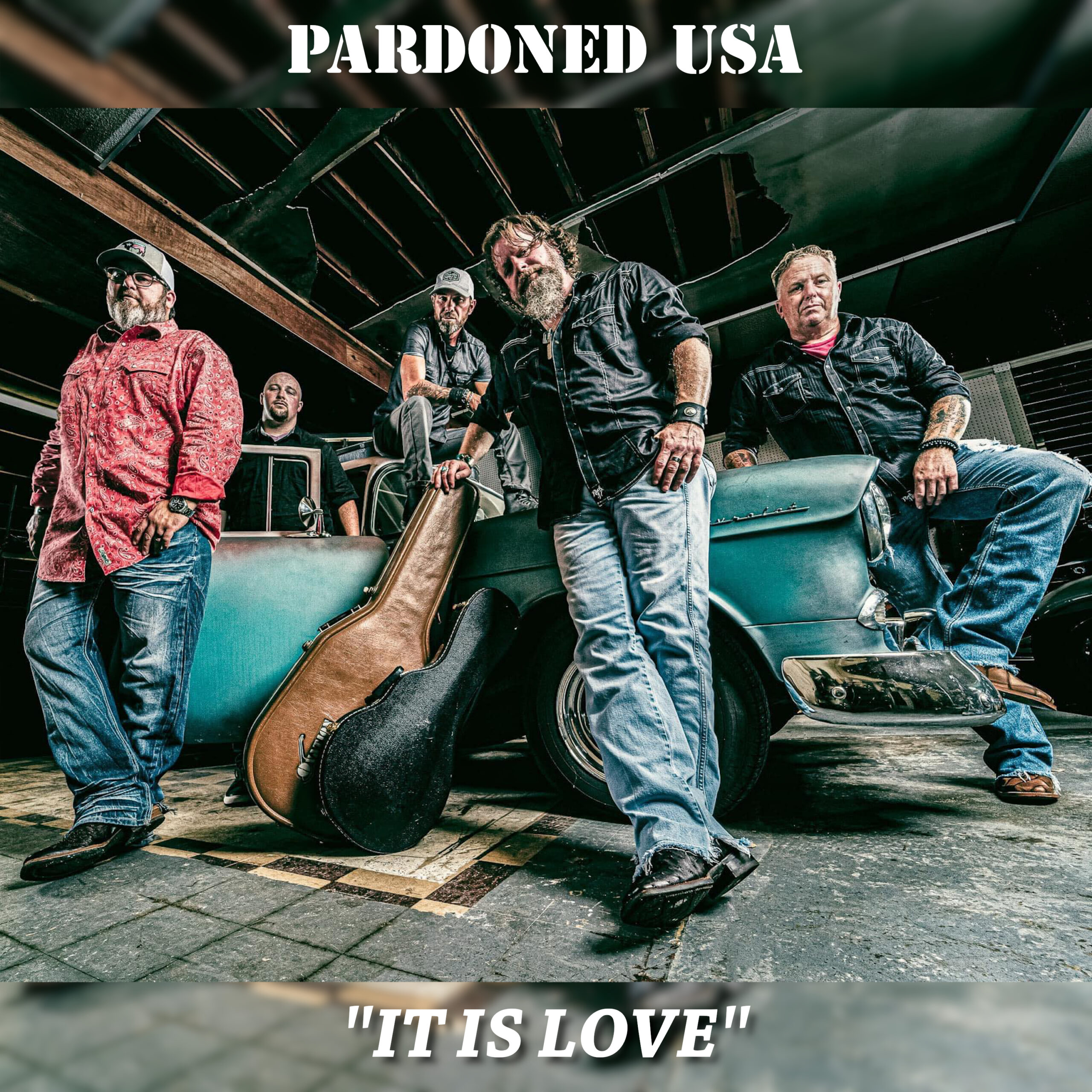 """Pardoned USA's release of """"It Is Love"""""""